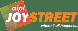 AIPL Joy Street Logo