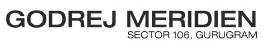Godrej Meridien logo