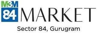 m3m 84 market gurugram logo