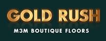 M3M Gold Rush Boutique Floors Logo final