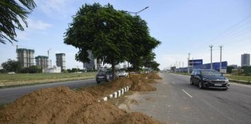 GMDA to Repair Road Linking New Sectors With Delhi