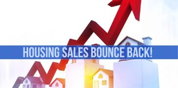 Housing Sales Bounce Back