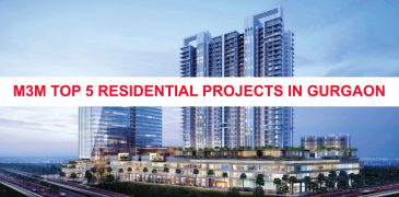 M3M Top 5 Residential Projects in Gurgaon