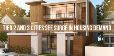 Tier 2 and 3 Cities See Surge in Housing Demand